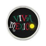 Viva Mexico Lapel Pin