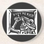"Viva Mexico- Mexico's ""Day of the Dead"" Coaster"