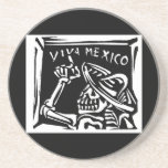 "Viva Mexico- Mexico&#39;s &quot;Day of the Dead&quot; Coaster<br><div class=""desc"">Viva Mexico- Mexico&#39;s &quot;Day of the Dead&quot; &quot;Dia de los Muertos&quot;</div>"