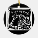 "Viva Mexico- Mexico's ""Day of the Dead"" Ornament"