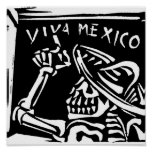 "Viva Mexico- Mexico's ""Day of the Dead"" Print"