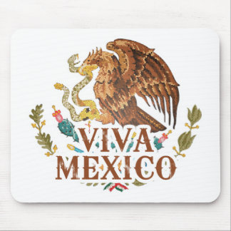 Viva Mexico Mouse Pad