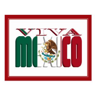VIVA MEXICO POSTCARDS
