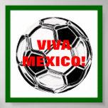 VIVA MEXICO! POSTER