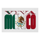 VIVA MEXICO POSTERS