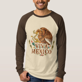 Viva Mexico T Shirt