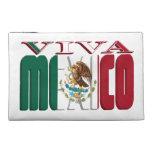 VIVA MEXICO TRAVEL ACCESSORIES BAGS
