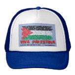 Viva Palestina Cap Hat