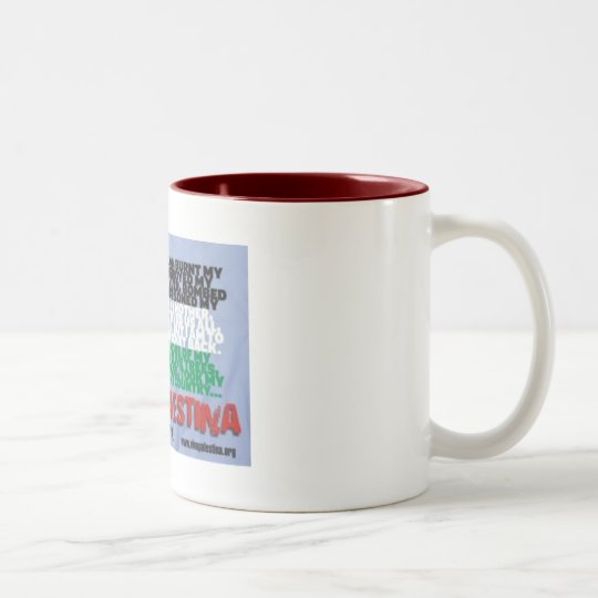 Viva Palestina Mug