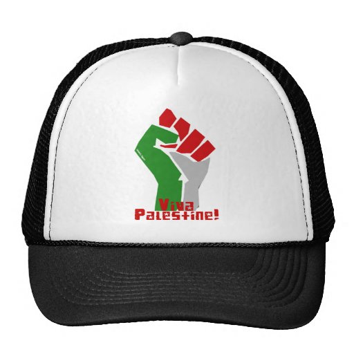 Viva Palestine Hats