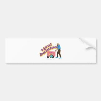 Viva Paletas Bumper Sticker