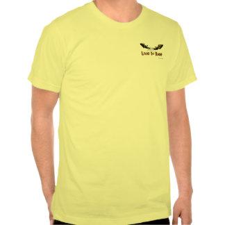 Viva para montar (el marrón) camiseta
