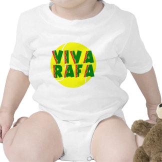 VIVA RAFA with Tennis Ball Romper