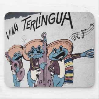 viva terlingua by llr images mouse pad
