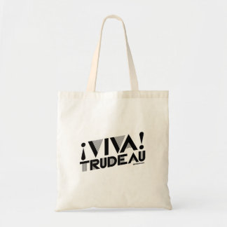Viva Trudeau -.png Tote Bag