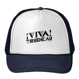 Viva Trudeau -.png Trucker Hat