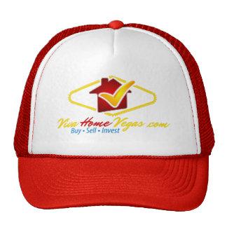 Viva Vegas casero (logotipo) Gorros