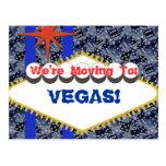¡Viva Vegas! Tarjetas Postales