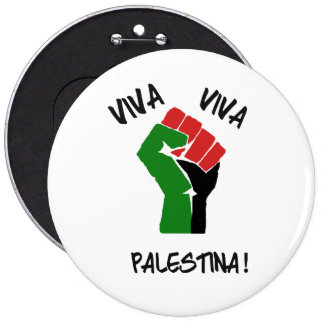Viva Via Palestina Button