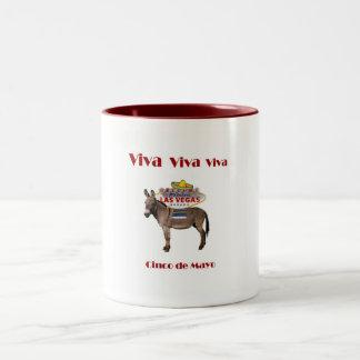 Viva Viva Viva Las Vegas Cinco de Mayo Mug