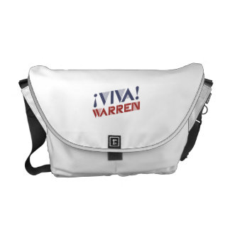 VIVA WARREN -.png Messenger Bags