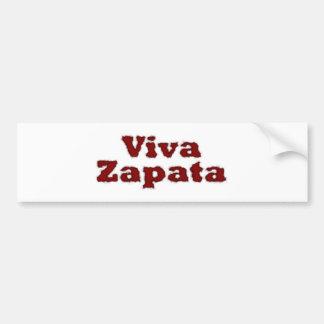 Viva Zapata Pegatina De Parachoque
