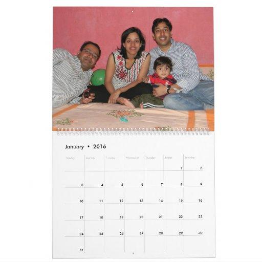 Vivaan- Pune Calendario
