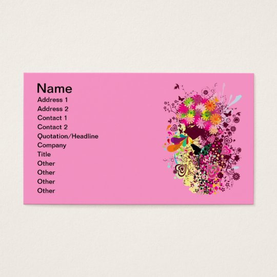 Vivace Business Card