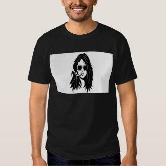 Vivacious girl in shades T-Shirt
