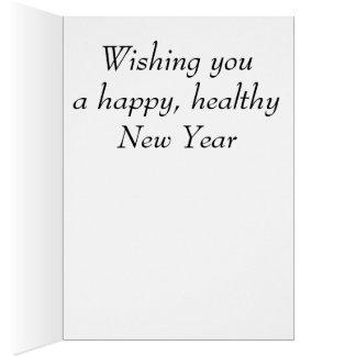 Vivaldi New Year card