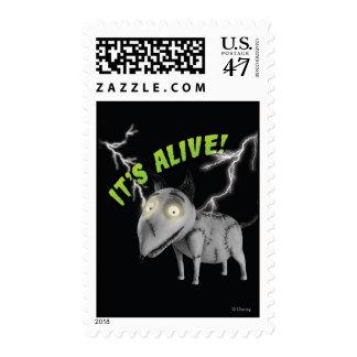 Vivaracho: Está vivo Timbre Postal