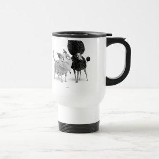 Vivaracho y Persephone Tazas De Café