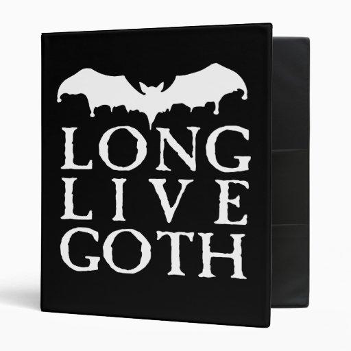 Vive de largo el palo de vampiro del gótico