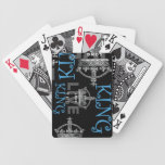 Vive de largo el rey barajas de cartas