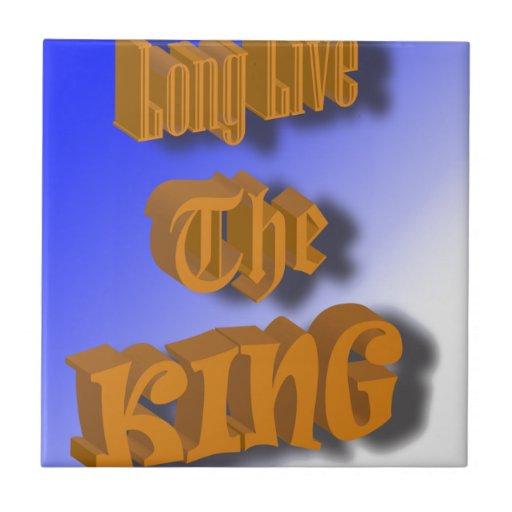 Vive de largo el rey Nice Design Teja