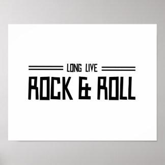 Vive de largo la roca y rueda poster