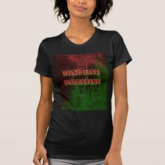 Vive de largo Palestina - la camiseta de las Playeras