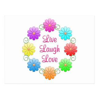 Vive el amor de la risa
