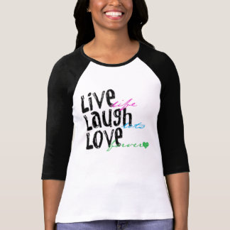 Vive el amor de la risa polera