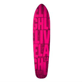 Vive el amor de la risa skate boards