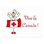 Vive la Canada! Postcards