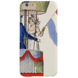 Vive la France 1898 Balloon Barely There iPhone 6 Plus Case