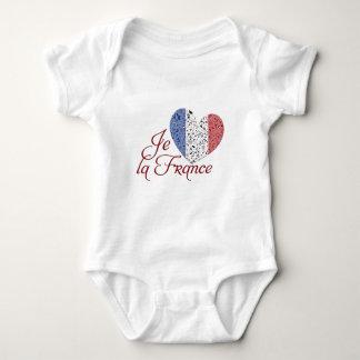 Vive la France Baby Bodysuit