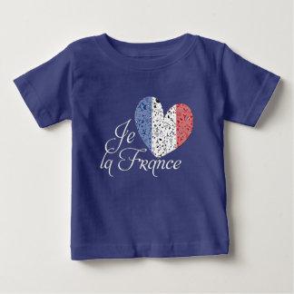 Vive la France Baby T-Shirt