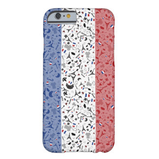Vive la France Barely There iPhone 6 Case