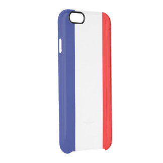 VIVE LA FRANCE CLEAR iPhone 6/6S CASE
