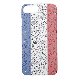 Vive la France iPhone 7 Case