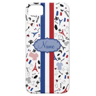 Vive la France iPhone SE/5/5s Case