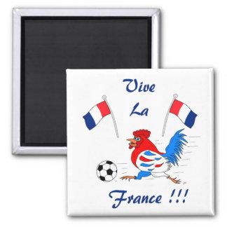 Vive La France Magnet
