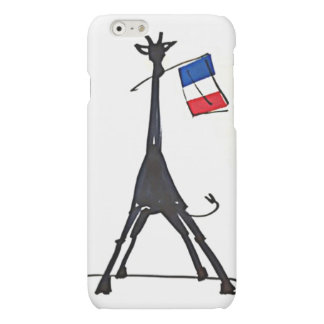Vive la France Matte iPhone 6 Case